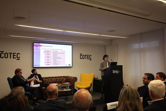 Presentación Mapa del Talento 2019 Cotec-Ivie