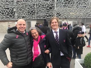 Stade vs Stade - 3 mars 2019 | by Amistade-paris.fr