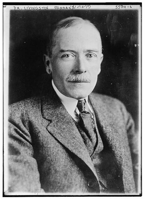 Dr. Livington Farrand (LOC)