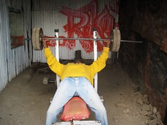 Workout in Nairobi