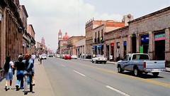 Morelia Main Street July 2005