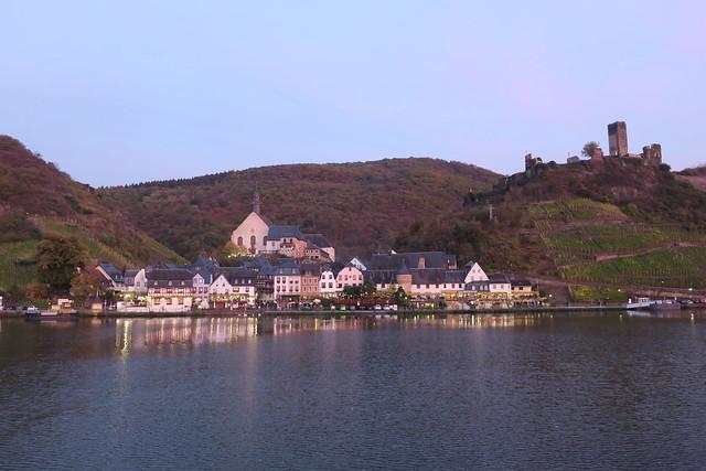 Beilstein an der Mosel & Burg Metternich