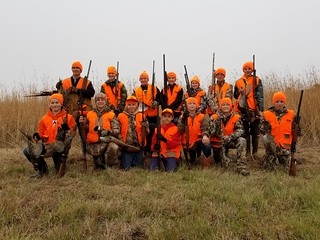2018 Youth Pheasant Hunt | by Red River Area Sportsmen's Club