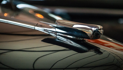 Cadillac Series 75 Hood Ornament