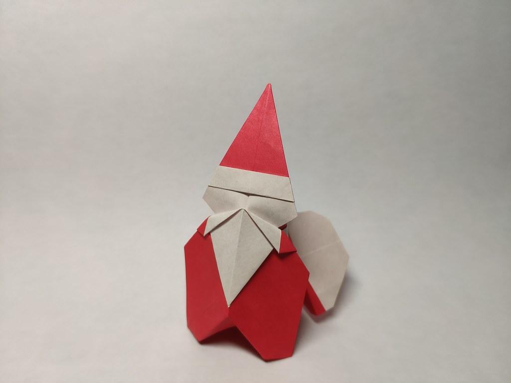 Santa by Yukihiko Yamaguchi