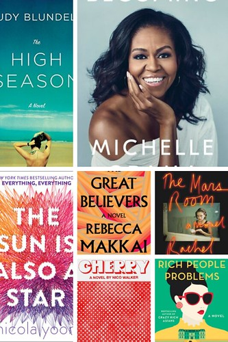 Books I read Feb march 19 | by jessmilcetich