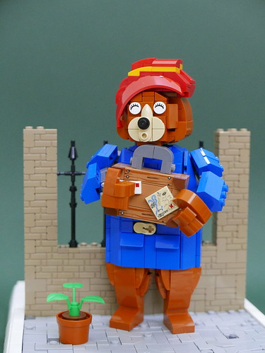 Paddington Bear.