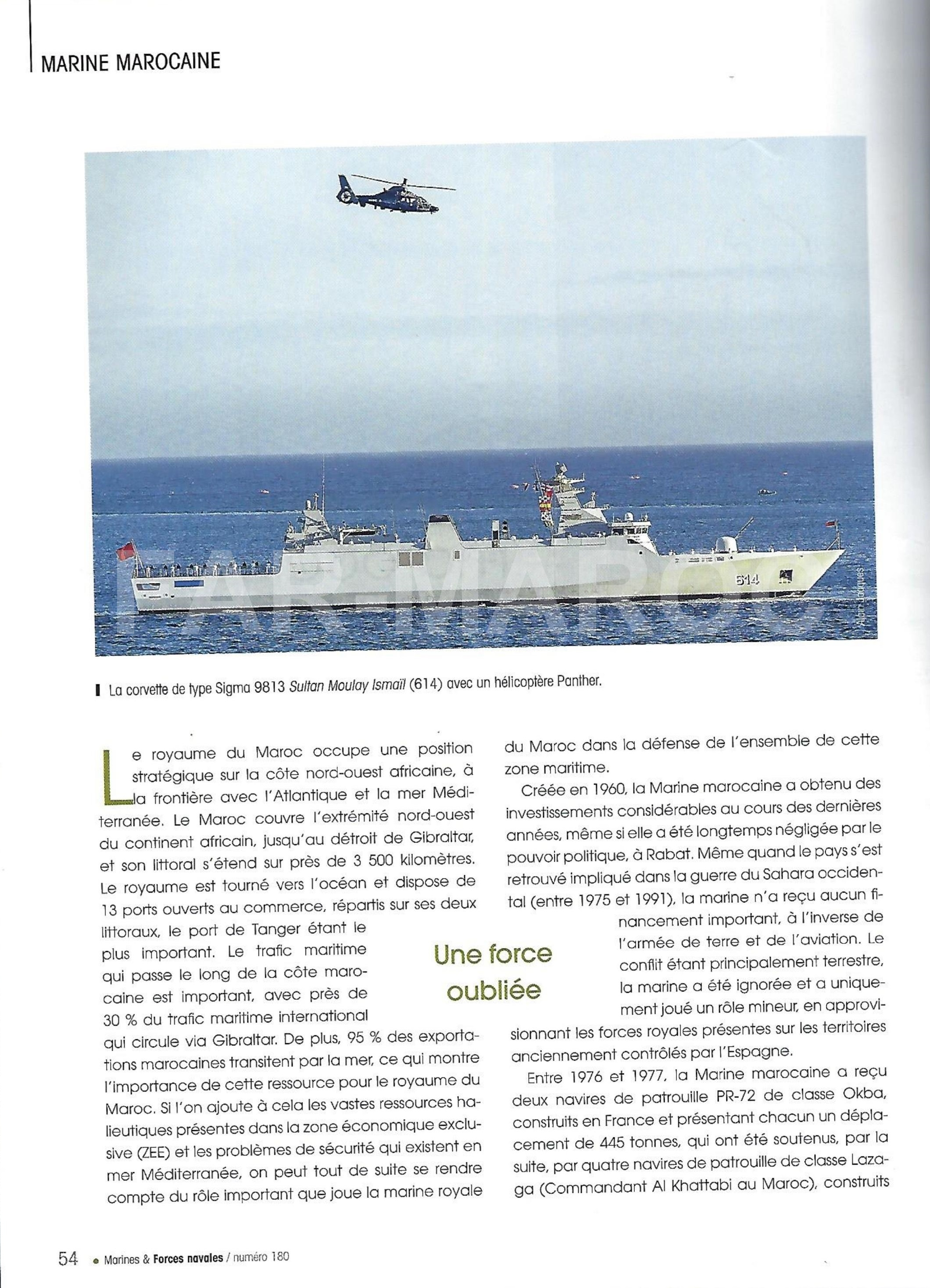 Articles à propos de la Marine Royale Marocaine 46682824655_590573bcb8_o