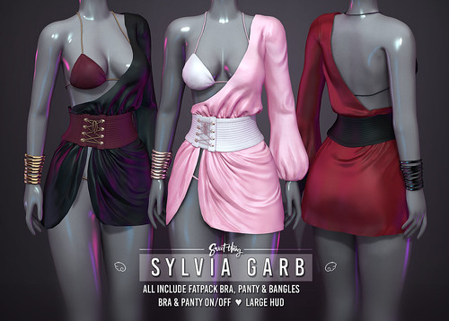 Sylvia Garb by Sweet Thing. | by Sweet Thing.