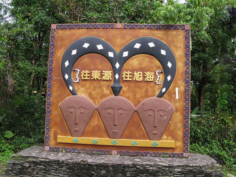 路標指示牌