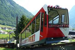 Lanovky ve švýcarském Braunwaldu (1. díl)