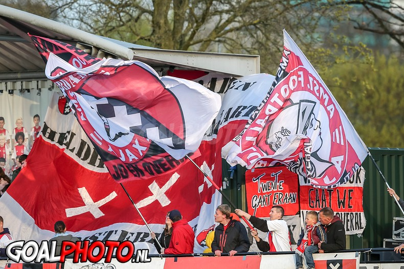 Ajax - FC Twente halve finale KNVB beker 12-04-2019