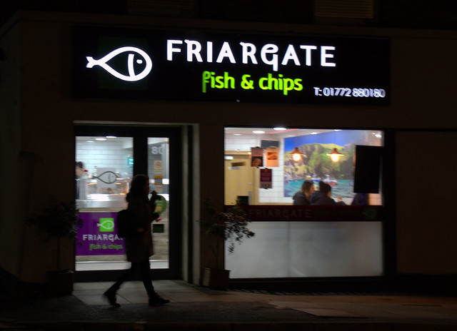 Friargate Fish & Chips