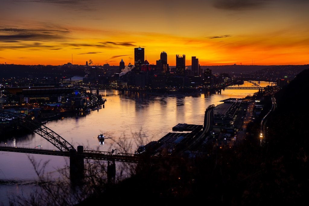 A new dawn // The Steel City