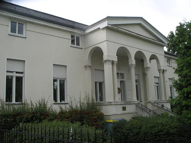 1880 Berlin spätklassizistische Villa Buckower Damm 200 in 12349 Buckow