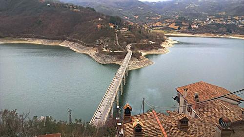 lago ponte turano rieti