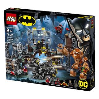 老爺的帥氣載具再登場,還有全新蝙蝠洞! LEGO 76118~76120、76122、76137、76138 DC Super Heroes 系列【蝙蝠俠80週年紀念盒組】Batman 80th Anniversary Sets