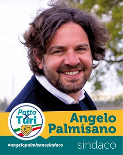 Angelo Palmisano Patto per Turi 2019