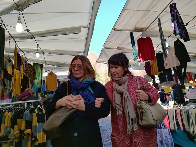 al mercato, bologna