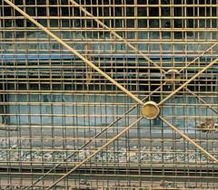 Rosedale station. Grids