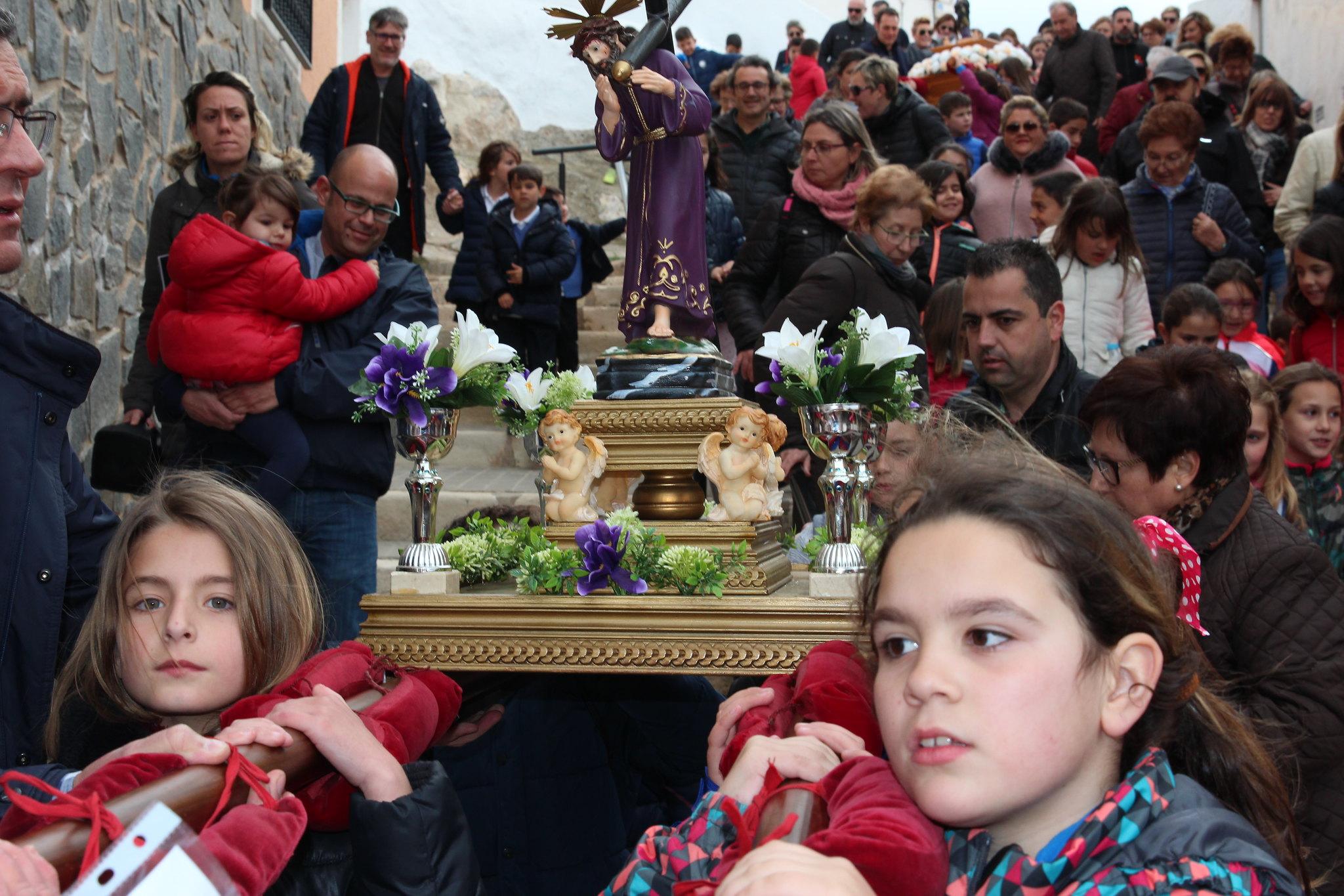 (2018-03-23) II Vía Crucis Infantil (Antonio José Verdú Navarro) (11)