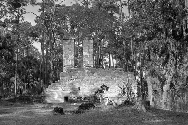 Dummett Sugar Mill Ruins