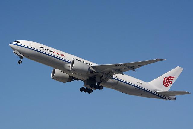 B-2095 Boeing B777-FFT KLAX 25-09-15