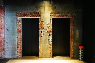 SOF Hotel 植光花園酒店 - 24 電梯間 | by 準建築人手札網站 Forgemind ArchiMedia