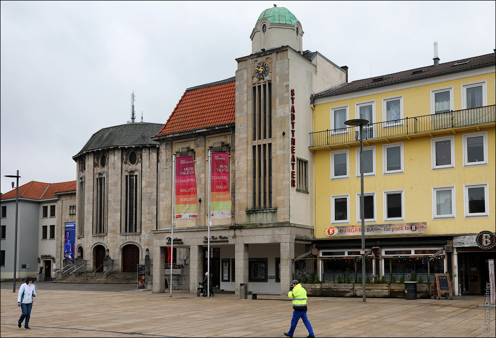 Бремерхафен, Германия