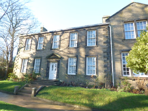 The Brontë  Parsonage, Haworth,  Yorkshire | by mjovery