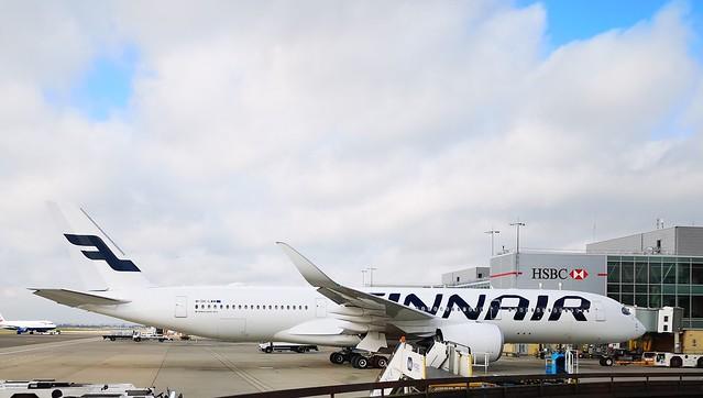 OH-LWM A350-900 FINNAIR LHR