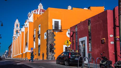 2018 - Mexico - Puebla - Templo Conventual de San Jeronimo