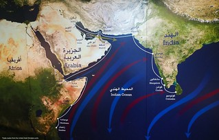 trades route from sharjah | by Maasmondmaritime