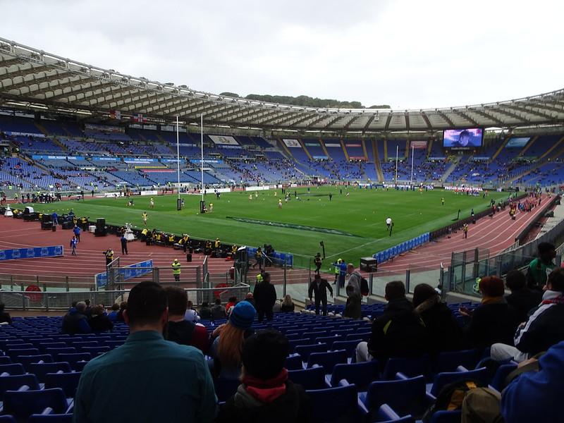 Italie vs France- Rome le 16 mars 2019
