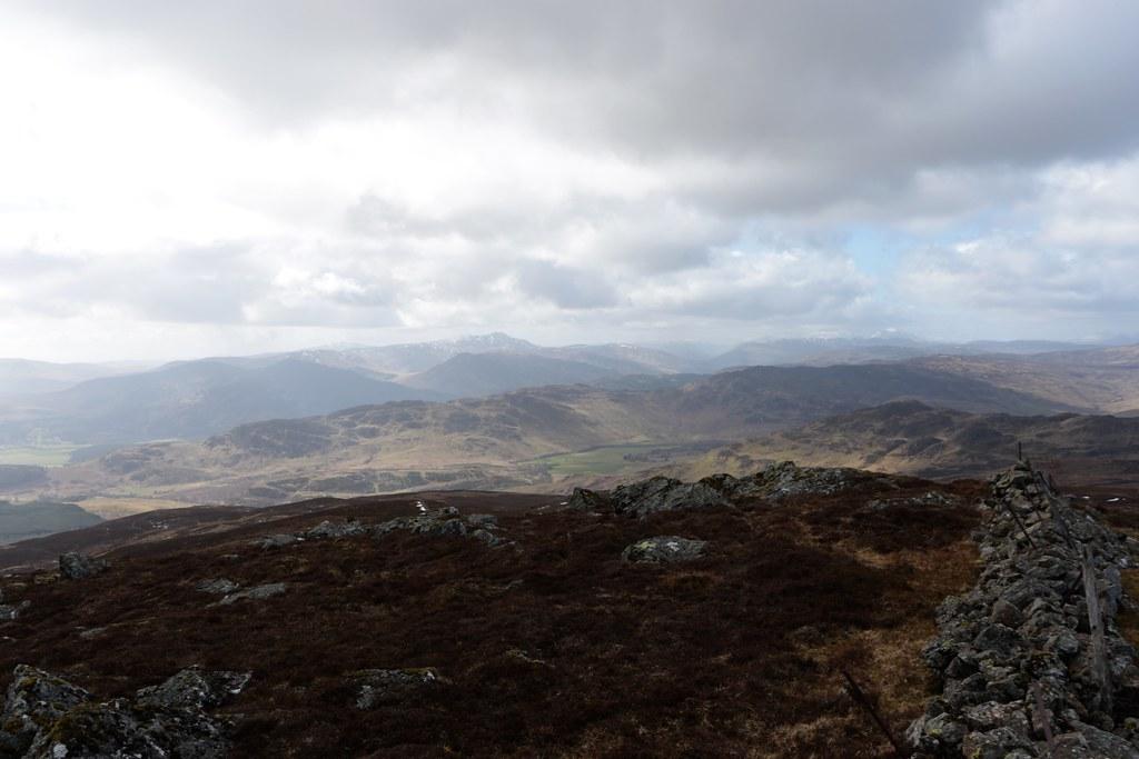 Loch Earn Munros