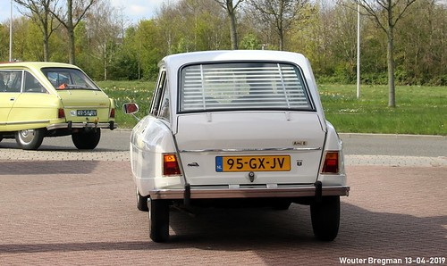 Citroën Ami 8 1978 | by XBXG