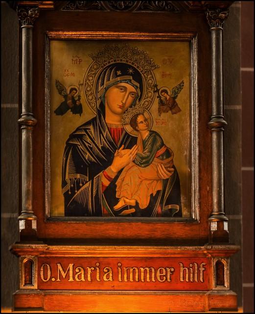 O. Maria immer hilf