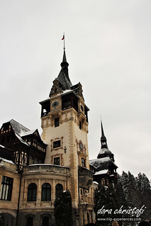 Peles Castle, Romania | by Dora Christofi