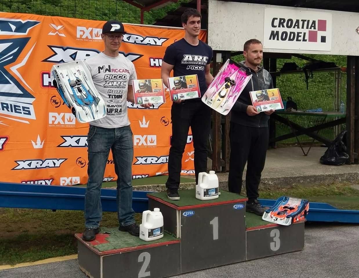 XRS Lauf 2017 Zagreb