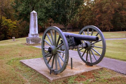 brittonlane battleofbrittonlane civilwar tn tennessee madisoncounty bmok bmok2 cannon