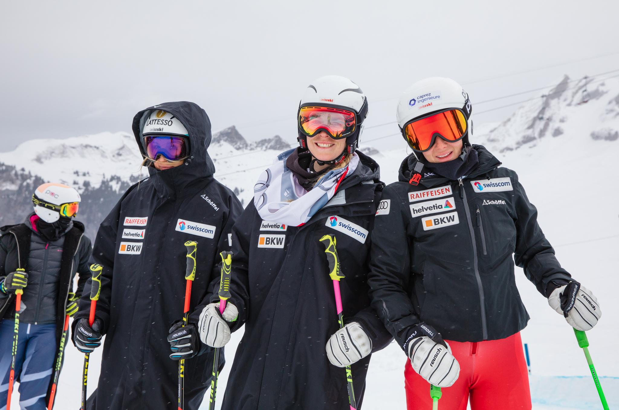Skicross SM Hoch-Ybrig 2019 Samstag