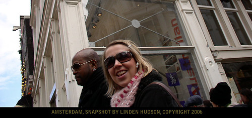 FRIENDLY FACES IN AMSTERDAM | by lindenhud1