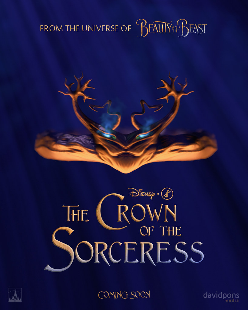 The Crown of the Sorceress