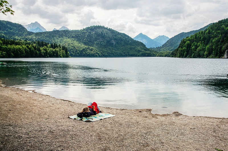 阿爾卑斯湖(Alpsee) 12