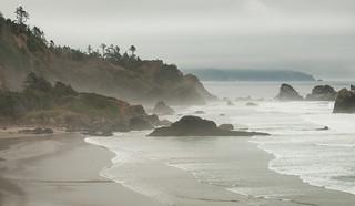 Pacific Northwest Seascape | by Sheila Newenham