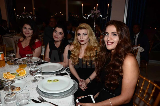 Sema Rogob, Seda Rogob, Elif Oğural, Emine Erdoğan.