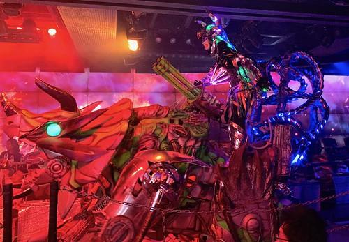 Robot Restaurant Shinjuku Japan 41 | by Travel Dave UK