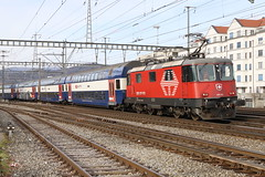 SBB Re 420 225-5 S-Bahn Zürich, Dietikon