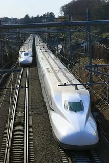 Shinkansen, 新幹線 | by kimuchi583