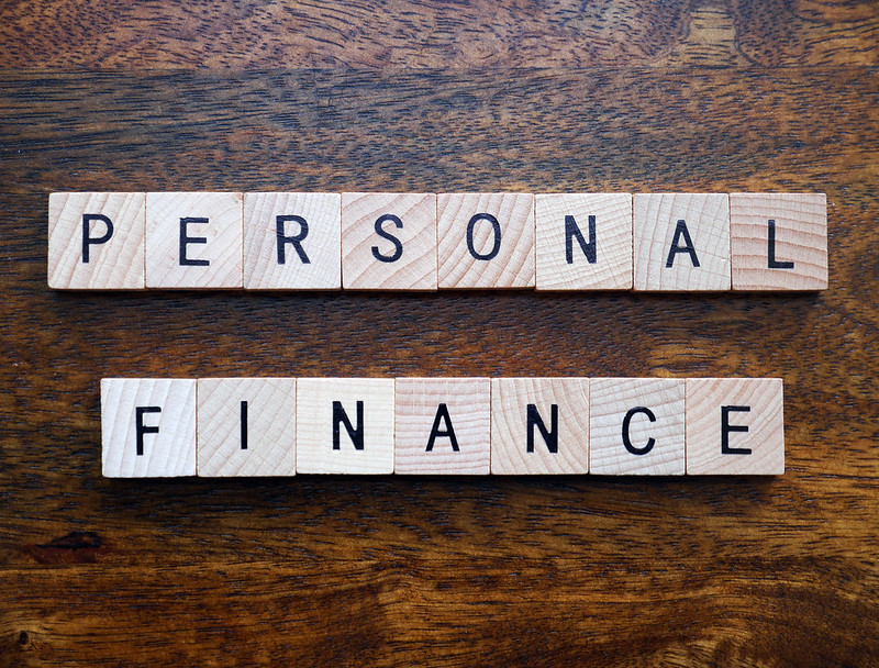 Personal finance stock photo
